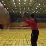 2019/01/07(月) ソフトテニス練習会@近江八幡市