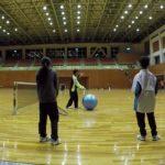 2019/01/09(水) ソフトテニス 初級者練習会 プラスワン