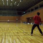 2019/01/14(月祝) ソフトテニス ゲームデー プラスワン