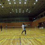 2019/01/26(土)ソフトテニス初級練習会@近江八幡市