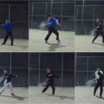 2019/02/15(金) ソフトテニス練習会@滋賀県東近江市