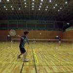2019/02/04(月) ソフトテニス練習会@滋賀県近江八幡市