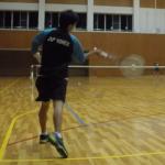 2019/02/25(月) ソフトテニス練習会@滋賀県近江八幡市