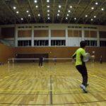 2019/03/18(月) ソフトテニス練習会@滋賀県近江八幡市