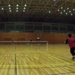 2019/02/23(土) ソフトテニス ゲームデー@滋賀県近江八幡市