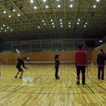2019/02/23(土) ソフトテニス・初級練習会@滋賀県近江八幡市