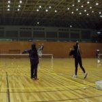 2019/02/27(水) ソフトテニス・初級者練習会@滋賀県近江八幡市