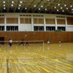 2019/03/02(土) ソフトテニス・練習会@滋賀県近江八幡市