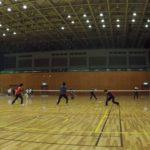 2019/03/04(月) ソフトテニス練習会@滋賀県近江八幡市