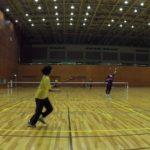 2019/03/05(火) ソフトテニス練習会@滋賀県近江八幡市
