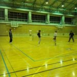 2019/04/01(月) スポンジテニス練習会(ショートテニス)@滋賀県近江八幡市