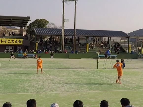 中学ソフトテニス 都道府県対抗2019[結果・動画]