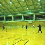2019/03/27(水) スポンジテニス練習会(ショートテニス)@滋賀県近江八幡市