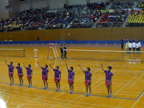 インドア テニス 岡崎