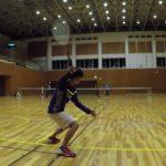 2019/04/01(月) ソフトテニス練習会@滋賀県近江八幡市