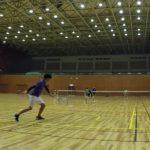 2019/04/03(水) ソフトテニス ゲームデー@滋賀県近江八幡市