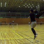 2019/04/16(火) ソフトテニス練習会@滋賀県近江八幡市
