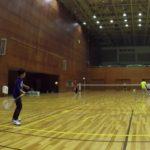 2019/04/17(水) ソフトテニス 初級者練習会@滋賀県近江八幡市