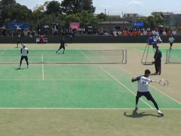 大学ソフトテニス 関東学生春季リーグ2019・春季選手権2019