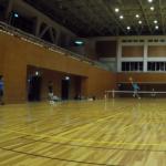 2019/05/20(月) ソフトテニス練習会@滋賀県近江八幡市