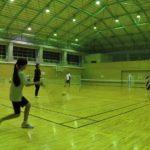 2019/04/24(水) スポンジテニス練習会(ショートテニス)[動画]@滋賀県近江八幡市