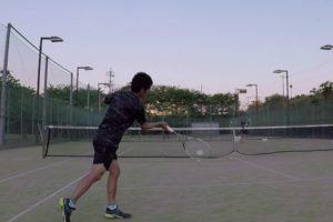 2019/05/11(土) ソフトテニス・個別練習会(個人レッスン)