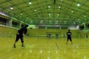 2019/05/15(水) スポンジテニス練習会(ショートテニス)@滋賀県近江八幡市