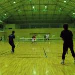 2019/05/22(水) スポンジテニス練習会(ショートテニス)@滋賀県近江八幡市
