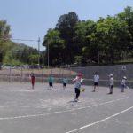 2019/05/25(土) ソフトテニス・未経験者練習会@滋賀県東近江市