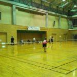 2019/06/05(水) スポンジテニス練習会(ショートテニス)@滋賀県近江八幡市