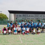2019/05/26(日) 滋賀県近江八幡市ソフトテニス春季大会2019