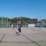 2019/06/12(水) ソフトテニス 夕方練習会@滋賀県東近江市
