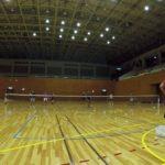2019/07/30(火) ソフトテニス練習会@滋賀県近江八幡市