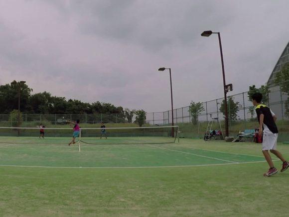 2019/06/02(日) ソフトテニス練習会@滋賀県東近江市