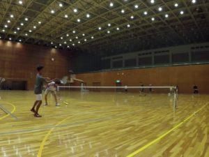 2019/06/03(月) ソフトテニス練習会@滋賀県近江八幡市