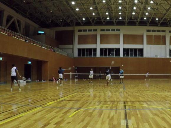 2019/06/10(月) ソフトテニス練習会@滋賀県近江八幡市