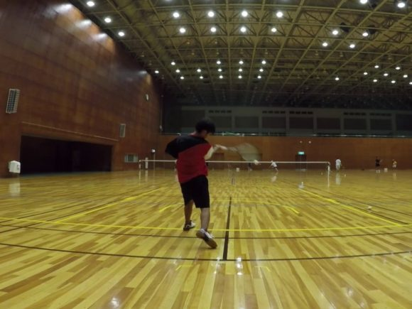 2019/06/11(火) ソフトテニス練習会@滋賀県近江八幡市