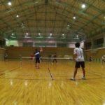 2019/06/19(水) スポンジテニス練習会(ショートテニス)@滋賀県近江八幡市