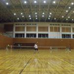 2019/06/25(火) ソフトテニス練習会@滋賀県近江八幡市