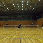 2019/07/08(月) ソフトテニス練習会@滋賀県近江八幡市