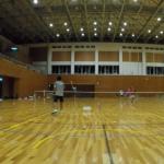 2019/07/09(火) ソフトテニス練習会@滋賀県近江八幡市