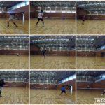 2019/06/27(木) ソフトテニス練習会@滋賀県近江八幡市