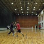 2019/07/17(水) スポンジボールテニス練習会@滋賀県近江八幡市