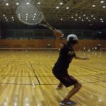 2019/07/02(火) ソフトテニス練習会@滋賀県近江八幡市