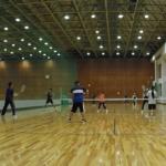 2019/07/03(水) スポンジテニス練習会(ショートテニス)@滋賀県近江八幡市