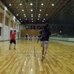 2019/07/10(水) スポンジテニス練習会(ショートテニス)@滋賀県近江八幡市