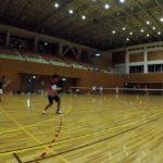 2019/07/16(火) ソフトテニス練習会@滋賀県近江八幡市