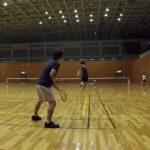 2019/07/23(火) ソフトテニス練習会@滋賀県近江八幡市