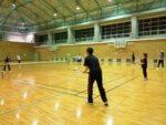2019/07/31(水) スポンジボールテニス練習会@滋賀県近江八幡市