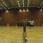 2019/08/05(月) ソフトテニス練習会@滋賀県近江八幡市